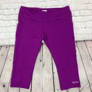 Marmot Women's Cropped leggings